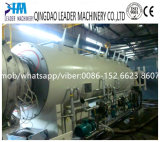 大きいCaliber 1000-1600mm HDPE Solid Wall Pipe Extruder Machine