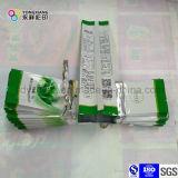 [ألومينومن] رقيقة معدنيّة جانب بنيقة مغفّل بلاستيكيّة يعبّئ حقيبة