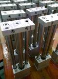 Цилиндр воздуха цилиндра Rodless пневматический (тип SMC или Airtac)
