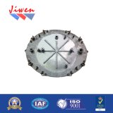 L'OEM assiste la qualità di alluminio il motore del coperchio della pressofusione