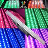 arandela al aire libre de la luz LED de la pared de 24X3w RGB IP65
