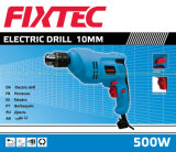 Pesado-dever de Fixtec 500W Electric Hand Drill Machine