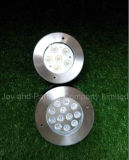 18W IP67 Waterproof a luz enterrada Inground do diodo emissor de luz (JP82662)