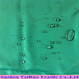 Polyester Material Poly Waterproof Pongee Fabric für Garment
