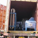 Botellas de agua mineral o botellas de aceite Reciclaje Lavadora
