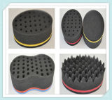 2015 più nuovo Hair Twist Sponge per Natural Short Hair