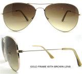 2016 Qualitäts-Form polarisierte Sonnenbrille-Metallsun-Gläser