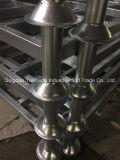 Pálete galvanizada quente resistente Stackable do borne