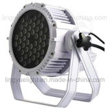 54X3w RGBW IP65 LED PAR Waterproof Outdoor Lighting
