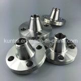 ASME B16.5のステンレス鋼は造ったフランジの鋳造の管のフランジ(KT0369)を