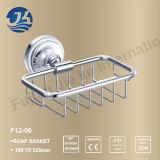 Acero inoxidable Baño de hardware cesta de jabón (F12-06)