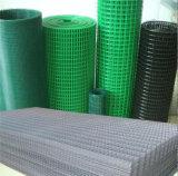 PVCによって溶接される金網