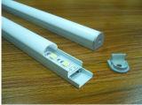 Profilo di alluminio del LED per l'indicatore luminoso di striscia del LED 20.2*19.7mm
