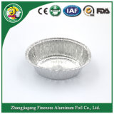 FoodのためのBBQ Round Blister Aluminum Foil Dish Wholesale 8011
