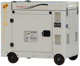 Diesel van de Generator van de tik 8kVA Draagbare Generator voor Huis