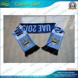 ワールドカップのスポーツチーム昇進のフットボールのファンのスカーフ(M-NF19F10005)