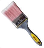 """щетка краски 3 """" крася инструментов с заточенными синтетическими щетинками и ручкой TPR"""