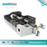 Glace plate de Landglass gâchant le four/machine de développement en verre