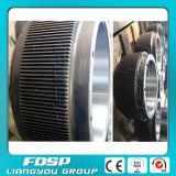 Certificado Ce / ISO de accesorios para molinos de pellets para Roller & Roller Shell
