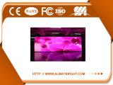 Visualizzazione di LED esterna di alluminio di fusione sotto pressione P8 per affitto