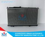 Radiador de alumínio da peça de automóvel do sistema refrigerando do carro para Mitsubishi Galant 1992-1995 no tanque de água da eficiência elevada