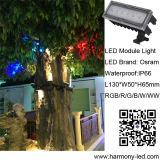 lâmpada do ponto do diodo emissor de luz 6W com iluminação do gancho para árvores