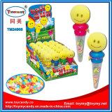 Caramelo del juguete del arma de la bola de la dimensión de una variable del helado del juguete del niño