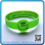 RFID variopinto Card con Chip Silicone Wristbands per Swimming (HN-SE-005)