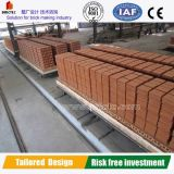 Tunnel Kiln System for Firing Brick Production Line