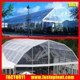 Tente polygonale de Hall de Foire de type européen allemand avec le mur en verre