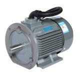 Compressor de ar energy-saving do parafuso da eficiência elevada B3 B5 B35 motor elétrico assíncrono IP23 Sf1.2 da C.A. de 3 fases (LY-160M-4) 15 quilowatts