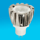 Indicatori luminosi di lampadina del LED con 1PC CREE LED