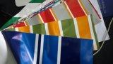 Bâche de protection populaire de PVC avec le modèle d'impression (GV, OEM, COC)
