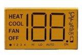 Tn/Stn 온도 감지기 LCD 디스플레이