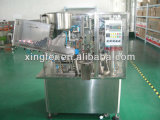 자동적인 Soft Tube Filling 및 Sealing Machine (XF-GF)