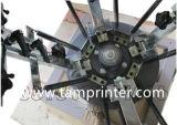 Machine d'impression d'écran de textile d'imprimante d'écran de T-shirts de couleur de TM-R4k 2-Station 4