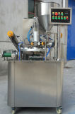 Drehtyp automatische Cup-Wasser-Tellersegment-Dichtungs-Maschine