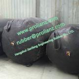 Ballon d'eau en caoutchouc utilisé dans la pipe