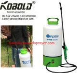 8Lトロリー電池のスプレーヤーの庭の水まきのスプレーヤー
