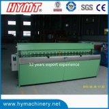 Гильотины плиты сплава высокой точности QH11D-3.5x1250 машина алюминиевой режа