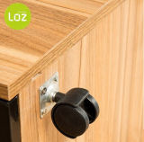 Cabina móvil de acero de madera de acero de la cabina de fichero de la cabina