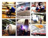 Infrastruktur-Technik-Druck leitet FRP Stahlkonstruktion S-04 durch Rohre