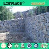 Caixa de construção de parede Gabion de alta resistência