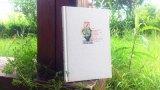 Cahier du livre À couverture dure A5 de feuilles de la qualité 80