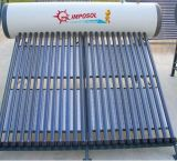 Zuverlässiger evakuierter Gefäß-nicht Druck-Solarwarmwasserbereiter