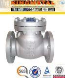 Dn100 de Prijs van de Klep van de Dubbele controle van het Roestvrij staal CF8m