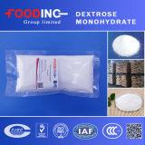 Prix de monohydrate de nourriture de la qualité Non-OGM/de dextrose pente d'injection