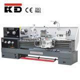 Máquina horizontal C6266b del torno de la precisión de la base del boquete