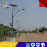 Powered solaire Street Light 50W DEL Lamp avec Soncap Certified