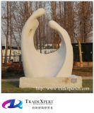 Granito di vendita che modific il terrenoare la scultura astratta della decorazione del giardino